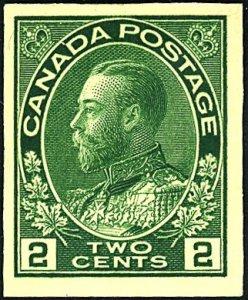 Canada #137 MINT OG LH