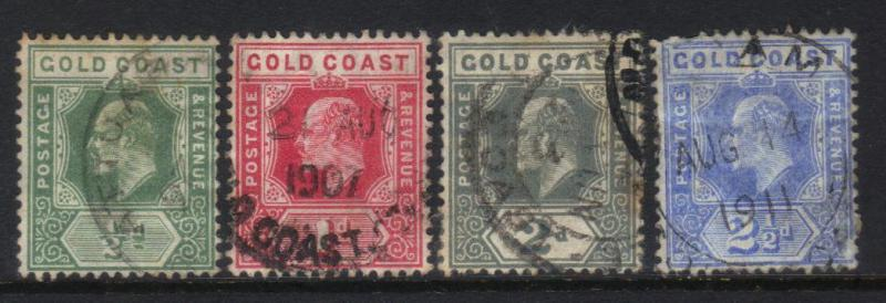 GOLD COAST 1907-1913 MCCA USED