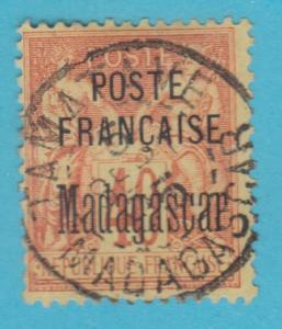 Madagascar 18 - N°Défauts Très Fine
