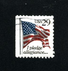 USA #2593B  -2  u  PD