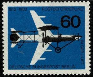 GERMANY BERLIN 1962 50th ANNIV AIRMAIL TRANSPORT MINT (NH) SG B225 P.14 SUPERB
