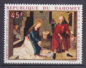 1969 Dahomey 400 Painting