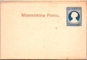 Chile, Postal Stationary
