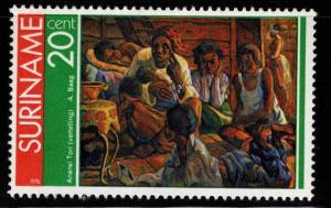 Suriname Scott 454 MNH** ART stamp