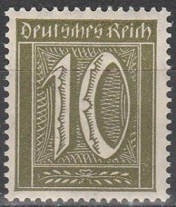 Germany #138 MNH F-VF (V1897)