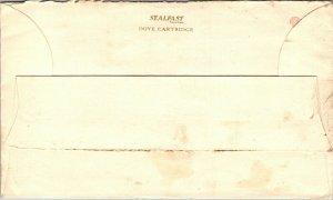 UK 1964 ERII postal meter stamp cover London > Menulli Ireland