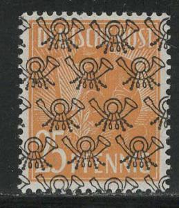 Germany AM Post Scott # 626, mint nh