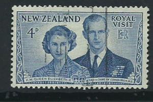 New Zealand SG 722 Used