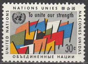 United Nations #92 MNH  (S1364)