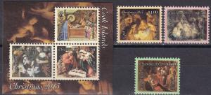 Cook Islands #1478-81  MNH CV $19.25  (A19875)