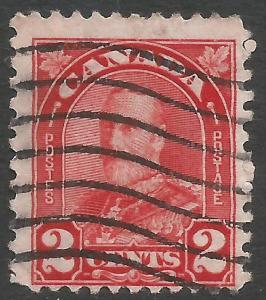 CANADA 165 VFU Y198-7