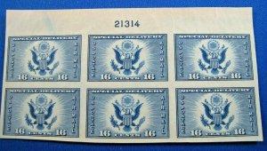 UNITED STATES,  1934   SCOTT #771 PLATE BLOCK    MNH       (U21)