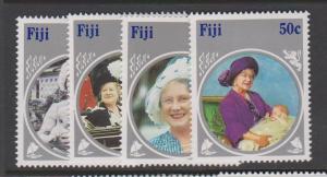 Fiji Sc#531-534 MLH