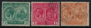 St. Kitts-Nevis #24-6 (24 mint)  CV $12.00