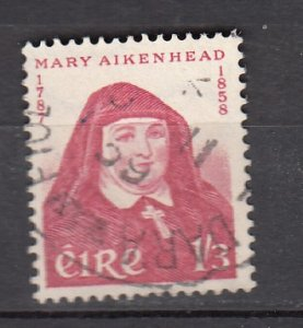 J26212 jlstamps 1958 ireland hv of set used #168 aikenhead