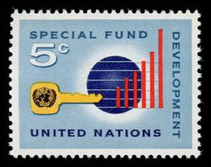United Nations - New York 137 Mint (NH)