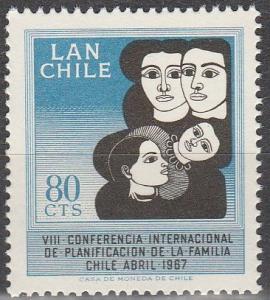 Chile #C272 MNH   (S7318)