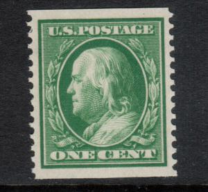USA #387 Extra Fine Never Hinged