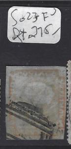 RHODESIA  (P0209B)  L2 ARMS SG 11   SON CDS  VFU