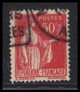 France Used Fine ZA5075
