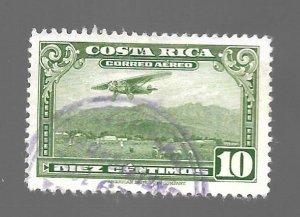 Costa Rica 1952 - U - Scott #C217