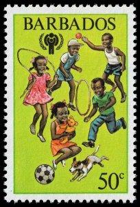 Barbados - Scott 522 - Mint-Never-Hinged