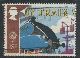 Great Britain SG 1392 -  Used - Europa Transport & Mail