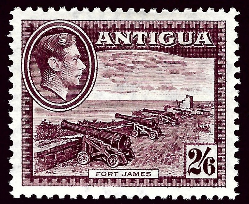 British Antigua SC#92 Mint VF...A World of Stamps!