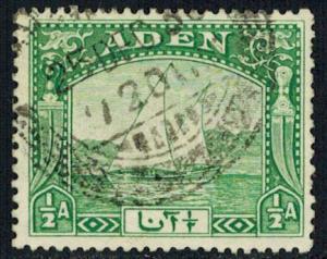 Aden Scott 1 Used