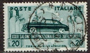 Italy # 570 Used