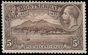 Montserrat Scott 75-84 Gibbons 84-93 Mint Set of Stamps