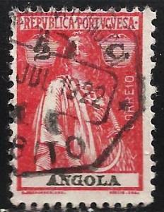 Angola 1914-1926 Scott# 123 Used