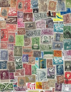 PORTUGAL AND  COLONIES- ANGOLA TO ZAMBEZIA- 500+ STAMPS MINT/USED