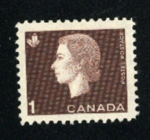 Canada #401  Mint NH VF 1963   PD