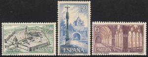 SPAIN 1504-1506, MONASTERY OF St. MARIA DE VERUELA. MINT, NH. F-VF. (475)
