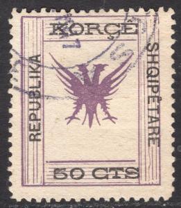 ALBANIA SCOTT 67