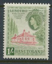 Basutoland / Lesotho  SG 56 Mint  Hinged  -National Council