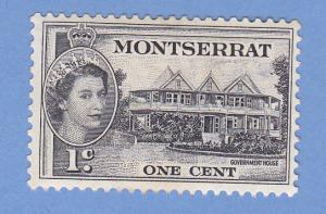 Montserrat 129 MHR - Government House