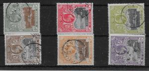 ST.HELENA SG55/60 1903 DEFINITIVE SET USED