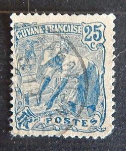 Guyane, France, (1990-Т)