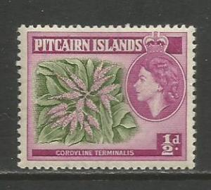 Pitcairn Isl.   #20  MNH  (1957)  c.v. $0.75