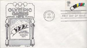 United States, First Day Cover, Olympics