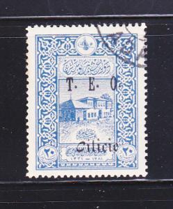 Cilicia 77 U Overprint (B)
