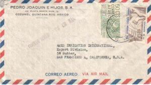 Mexico, Airmail