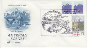 1999 Lyons Falls NY Centennial  Pictorial