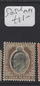 MALTA (P0710B)  KE  4D  SG 54   MOG