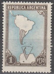 Argentina #594 MNH F-VF (SU3941)