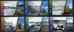 New Zealand # 1557 - 62 Mint Never Hinged