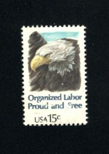 USA #1831   used  1980 PD .08