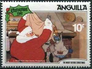 Anguilla 1981. Christmas 1981 (III) (MNH OG) Stamp